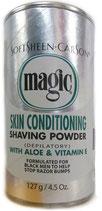 Softsheen Carson Magic Skin Conditioning Shaving Powder 127g