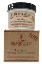 Dr. Miracles Hot Gro Hair & Scalp Treatment Conditioner Super Strength 113g