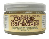 Shea Moisture Jamaican Black Castor Oil Edge Treatment 113ml