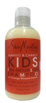 Shea Moisture Mango & Carrot KIDS Extra Nourishing Shampoo 236ml