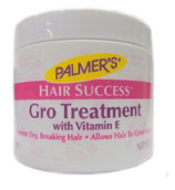 Palmer's Hair Success Gro Treatment with Vitamin E 100g