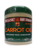 Organic Root Stimulator Carrot Oil 170g