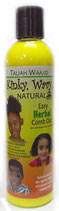 Taliah Waajid Kinky Wavy Natural Easy Herbal Comb Out 236ml