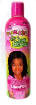 African Pride Dream Kids Olive Miracle Detangling Moisturizing Shampoo 355ml