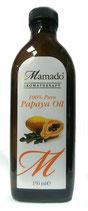 Mamado Aromatherapy Natural Papaya Oil - Papaya Öl 150ml