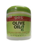 Organic Root Stimulator Olive Oil Hair Dress Creme 170g