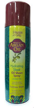 Hawaiian Silky Moroccan Argan Oil Hydrating Sleek Oil Sheen Spray 445ml