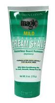 Softsheen Carson Magic MILD Fragrant Cream Shave Razorless Beard Remover 170g