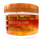 Cantu Shea Butter Natural Hair Coconut Curling Cream 340g
