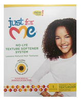 Just For Me No Lye Texture Softener System