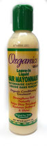 Africa's Best Organics Leave in Liquid Hair Mayonnaise 177ml