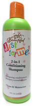 Soft & Beautiful Just for me ! 2 in 1 Conditioning Shampoo 236ml