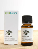 TEA TREE 10 ML - GREEN NATURAL