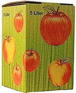 Apfelsaft, naturtrüb 5 Liter Bag in Box