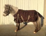 Ganzjahresdecke Regendecke mit Fleece