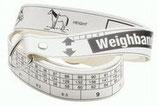 Gewichtsmassband