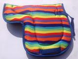 """""""Rainbow"""" dick gepolsterte Schabracke"""