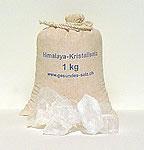 HALIT Kristallsalz / SALZSTEINE