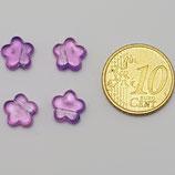 Fiore 9mm Viola Plastica