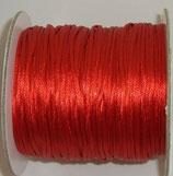 Coda di Topo Satin 1,5mm Rossa