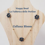 Kit Wire Collana Bloom versione Blu Opaco