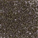 Delica 11/0 (DB2365) DURACOAT Opaque Grigio Cenere (Ash Grey)