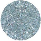 Delica 11/0   (DB110) Azzurro Trasparent AB Glazed Luster