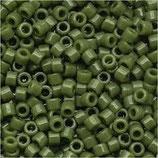 Delica 11/0   (DB1135) Verde Militare Opaque