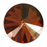 Rivoli Swarovski (1122) 12mm Copper