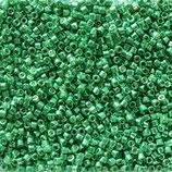 Delica 11/0 DB2505 DURACOAT Galvanize Metalizzato Verde Menta