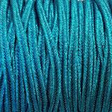 Cordoncino Soutache Metalizzato Azzurro
