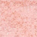 Delica 11/0   (DB1263) Rosa Semitrasparent Pink Mist Opaco
