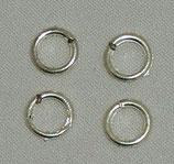 Anello Liscio Aperto 6mm