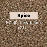 Round Rocailles 11/0 col.2378 Spice Bronzo