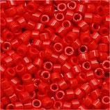 Delica 11/0 (DB723) Rosso Classico Opaque