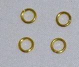 Anello Liscio Aperto 4mm