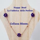 Kit Wire Collana Bloom versione Blu China