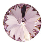 Rivoli Swarovski (1122) 12mm Light Ametiste