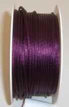 Coda di Topo Satin 2mm Viola (Vinaccia)