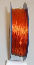 Coda di Topo Satin 2mm Arancio