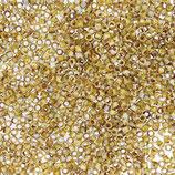 Delica 11/0 DB2262 PICASSO Biege Canary Lucido Opaque