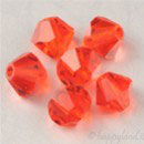 Swarovski Bead 5301/5328 - 4mm Bicono Hyacinth