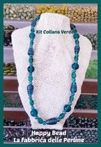 Kit Flexrite Necklace Verde