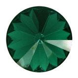 Rivoli Swarovski (1122) 12mm Emerald