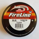 Filo Fireline Trasparente 0.15mm 114mt GRANDE Trasparente