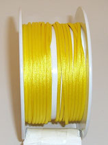 Coda di Topo Satin 2mm Giallo