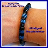 Kit Bracciale Inter