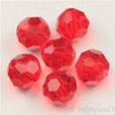 Swarovski Bead 5000 - 4 mm Sfera Light Siam