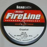 Filo Fireline Trasparente 0.12mm