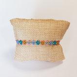 Kit Miyuki Flora Necklace / Bracelet Metallic Pastels